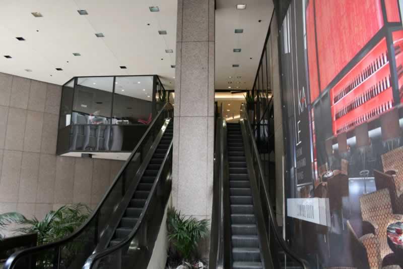 6. Escalator