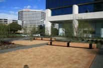 Grand Avenue Courtyard