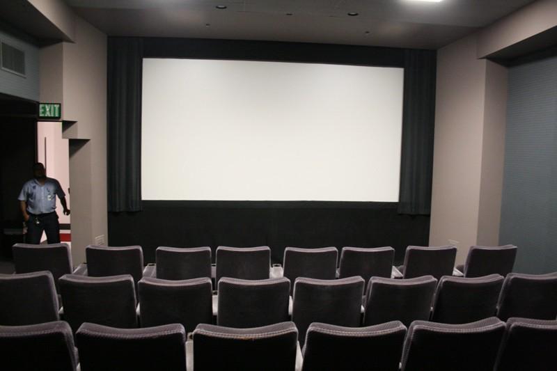 10. Screening Room