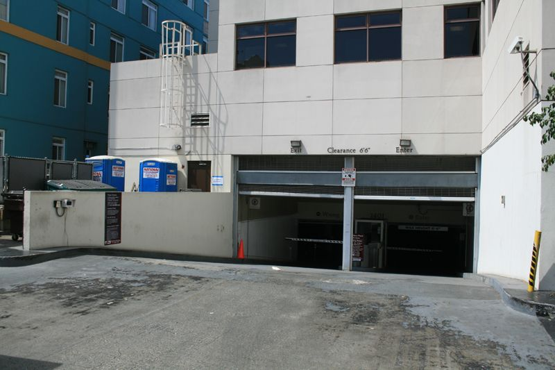 2. Loading Dock / Parking
