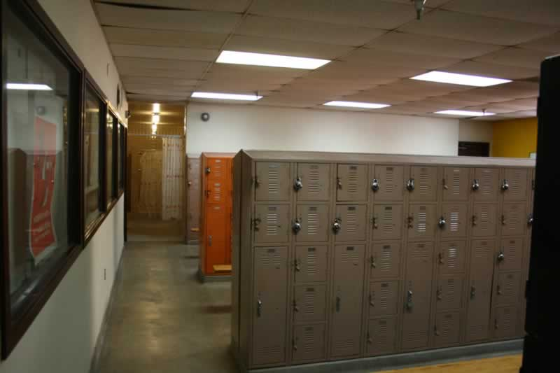 133. Locker Room