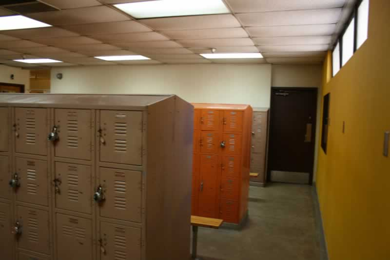 135. Locker Room