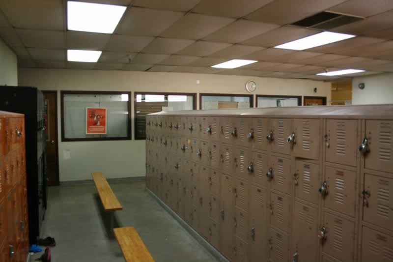 134. Locker Room