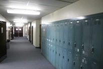 57. Hallway Lockers