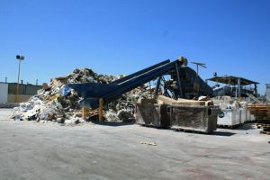 IRS Recycling Center