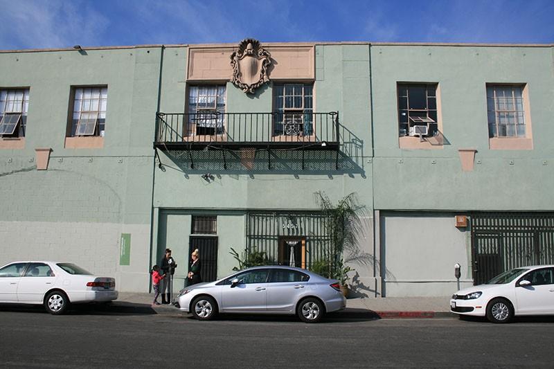 Virginia Ave. Residence