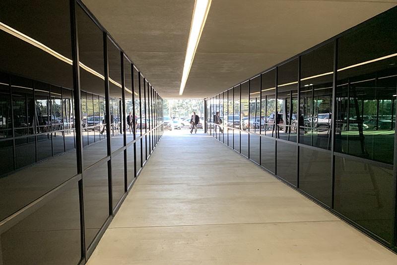 58. 15350 Bldg. Courtyard