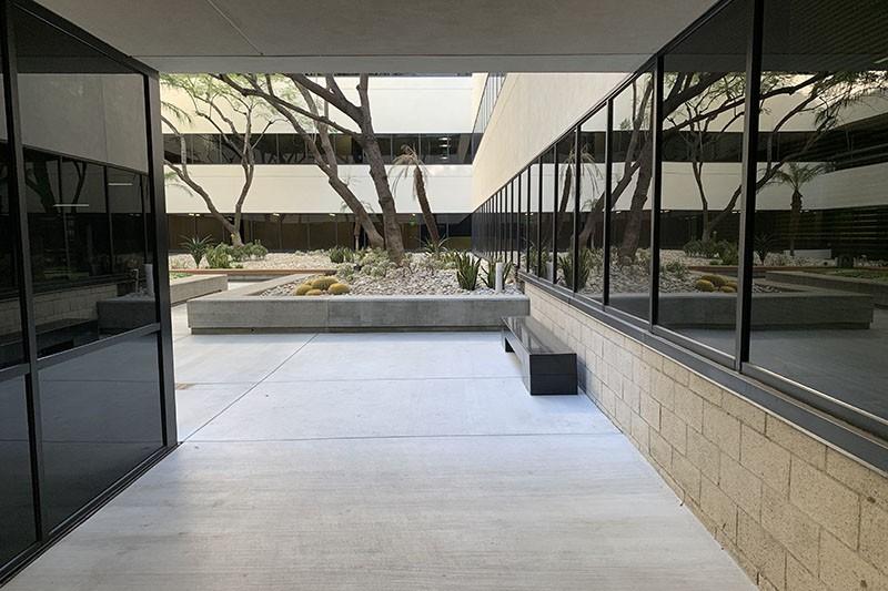 57. 15350 Bldg. Courtyard