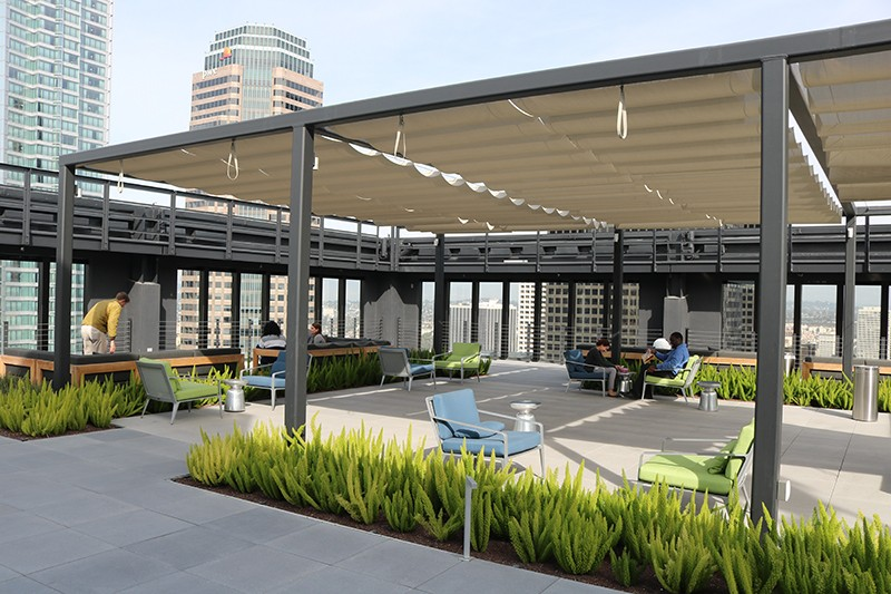 118. Rooftop Lounge