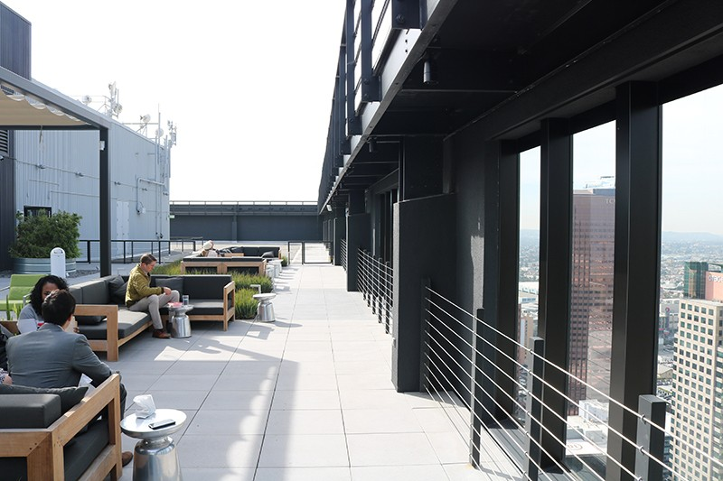 127. Rooftop Lounge