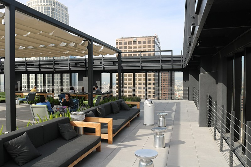 130. Rooftop Lounge