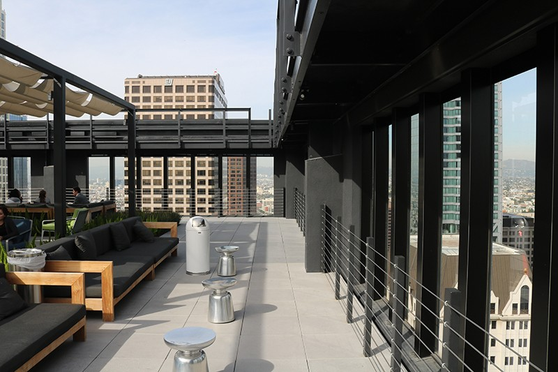 131. Rooftop Lounge