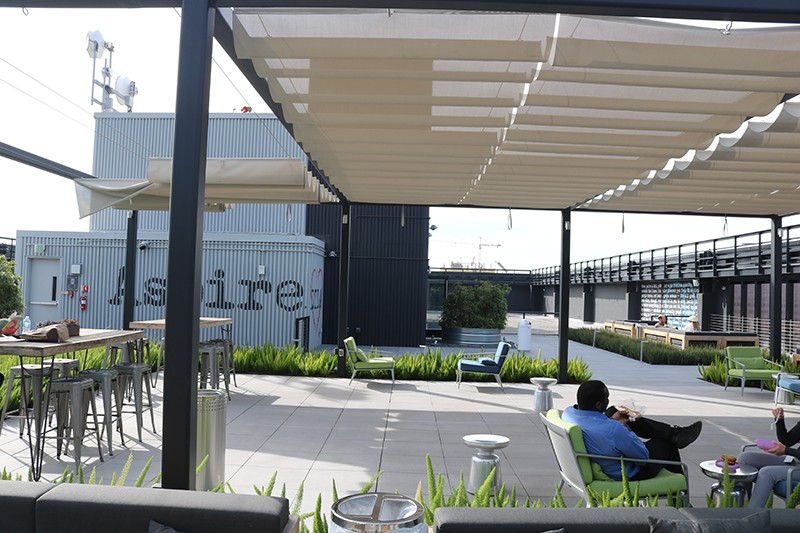 133. Rooftop Lounge