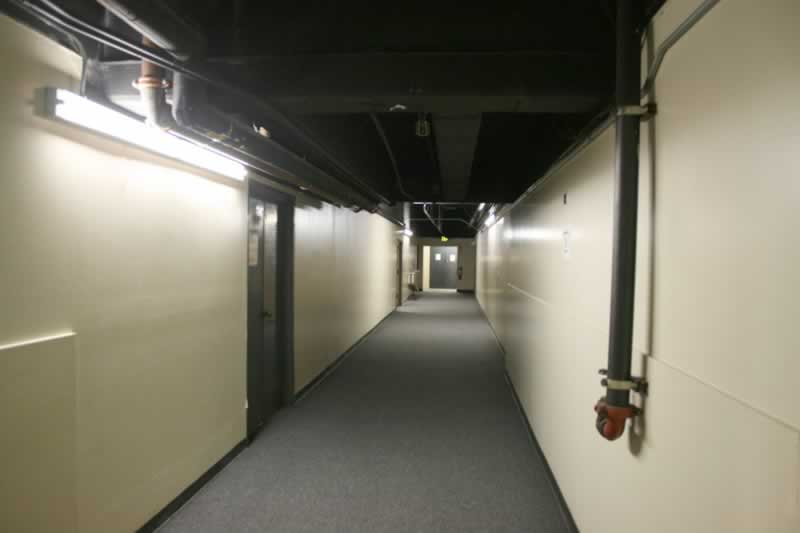 60. Loading Dock Hallway