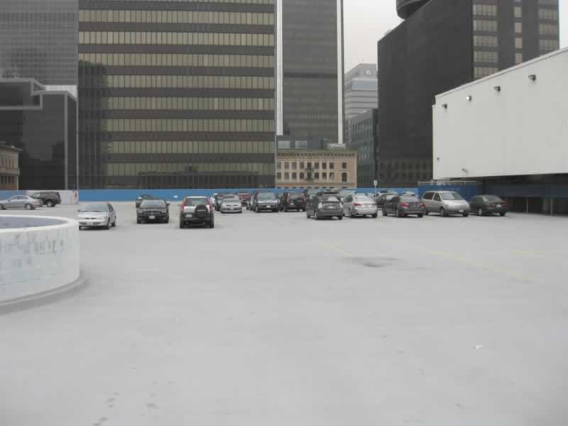 112. Parking Garage