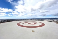 292. Rooftop Helipad