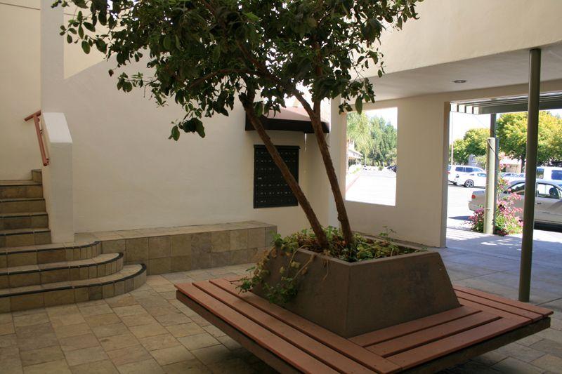 5. Courtyard Plaza