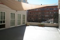 9. Courtyard