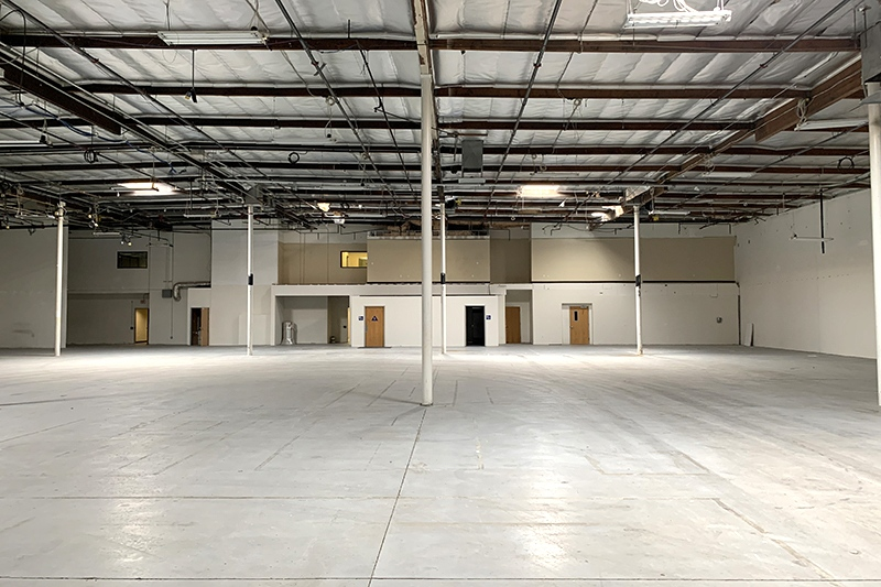 Deering Warehouse