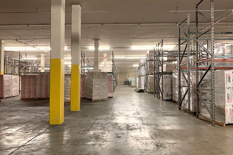 Eastern Warehouse