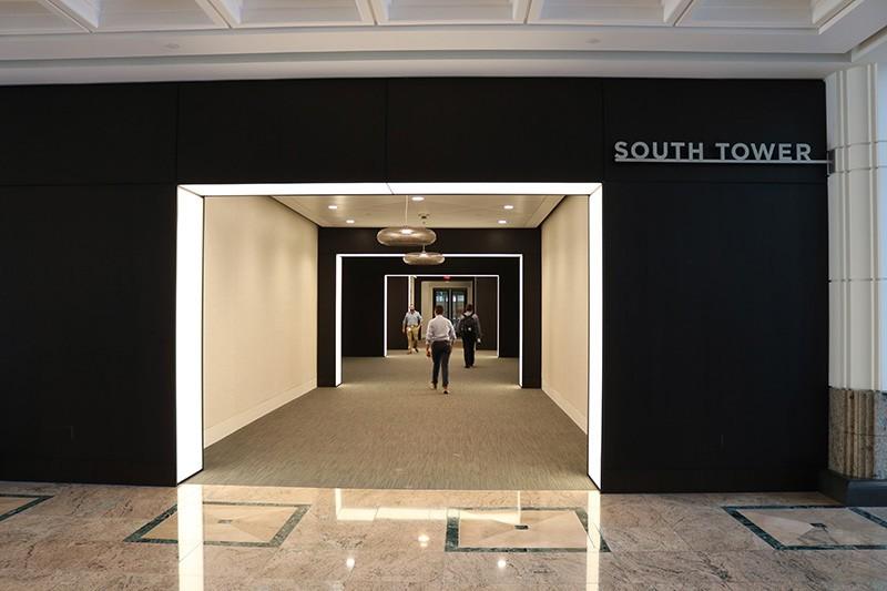 58. 26th Street Lobby