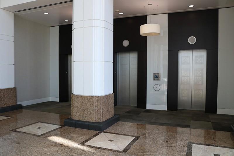 84. Cloverfield Lobby