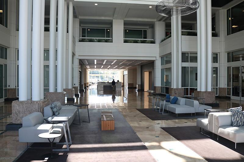 160. Olympic Lobby