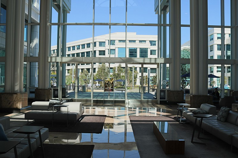 159. Olympic Lobby