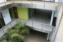 16. Interior Courtyard