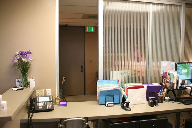 4. Front Desk