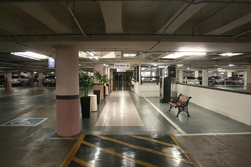 22. Parking Garage