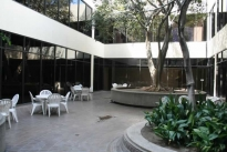 40. Courtyard