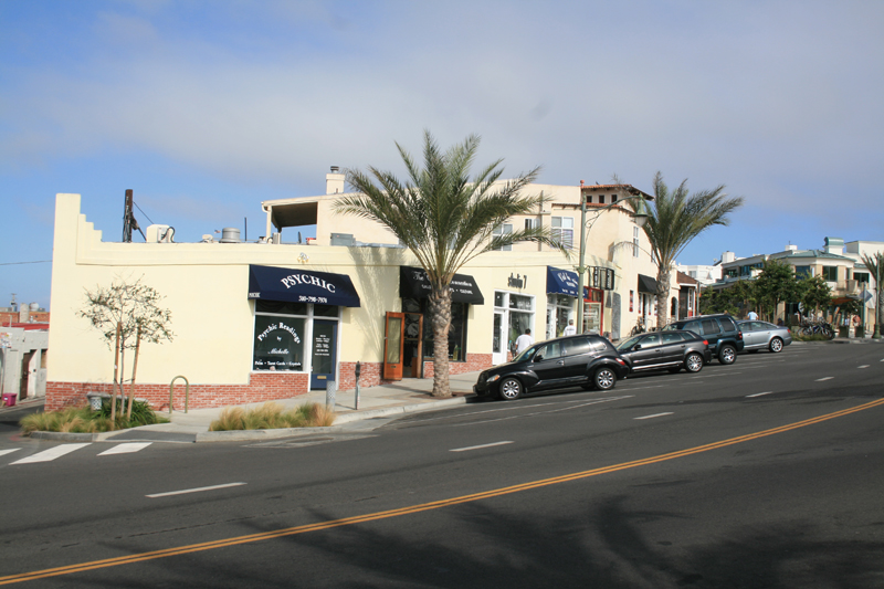 Pier Ave. Retail