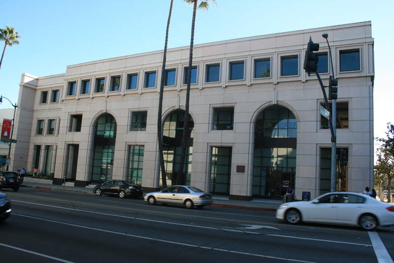 Wilshire Doheny Building