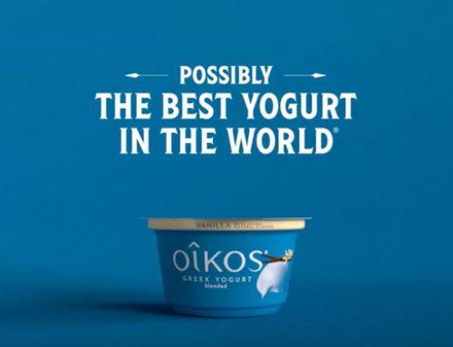 Oikos Greek Yogurt Commercial  Copy