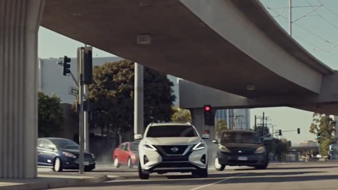 Nissan Commercial